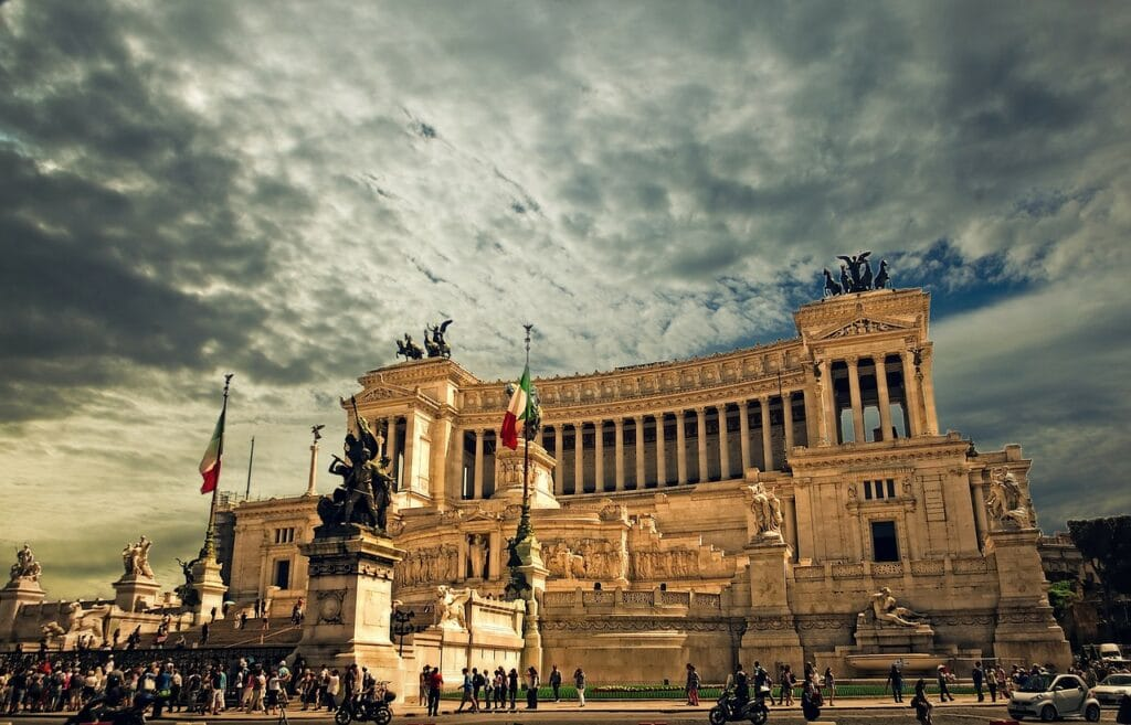 Визначні місця Італії