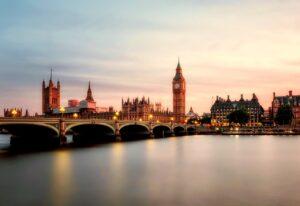 Визначні місця Англії