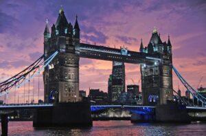 Тауерський міст в Лондон