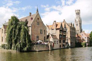 Визначні місця Белгії