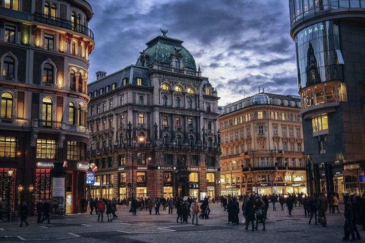 Визначні місця Австрії