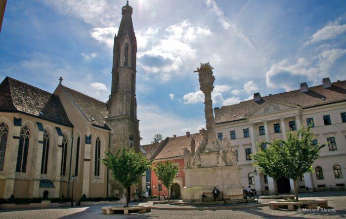Історичний центр Шопрон